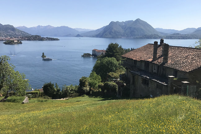 On Foot Holidays - Lake Maggiore