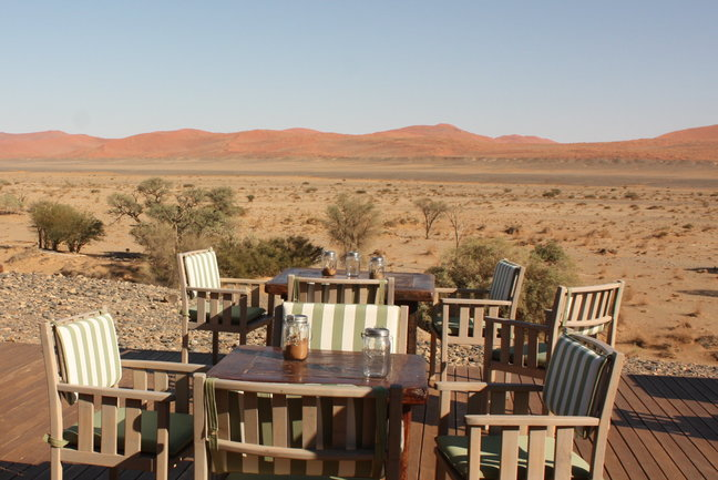 Tailor-made Namibia Safari