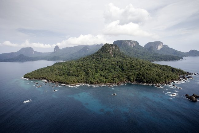 Luxurious Sao Tome and Principe