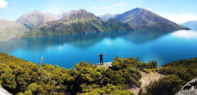 South Island Spectacular