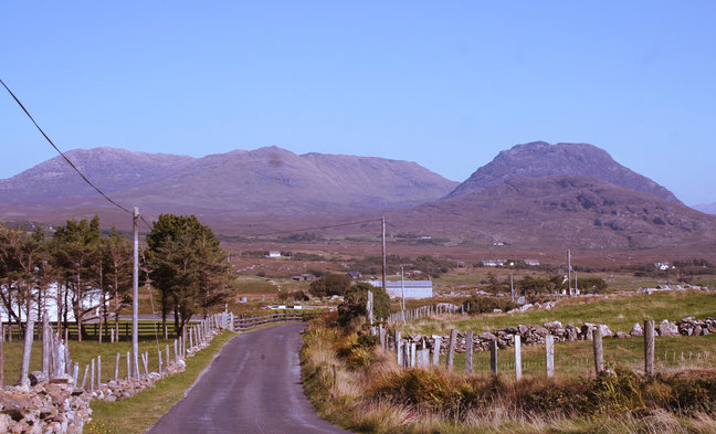 Clare and Connemara