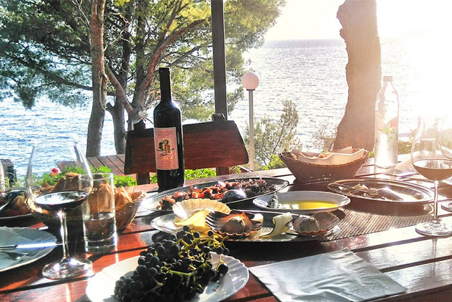 Gastronomic Gulet Cruise Croatia