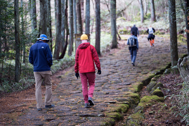 Honshu Hiking