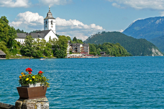 Salzburg's Lakes & Traunsee