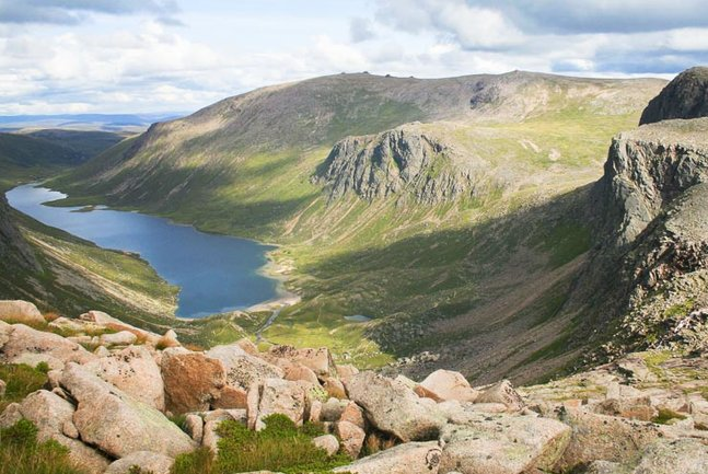 Walking – High Points Cairngorm