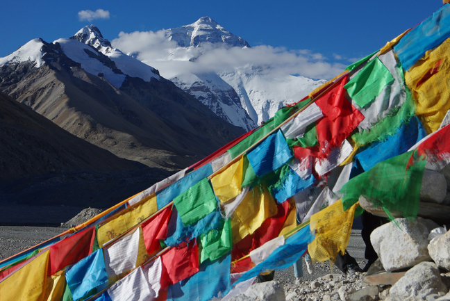 Sacred Tibet & Mount Everest