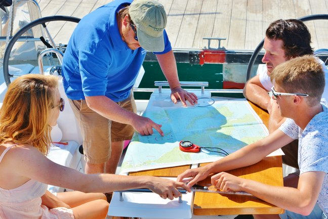 RYA Day Skipper Course