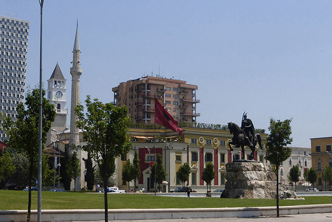 Tirana and a Taste of Illyria