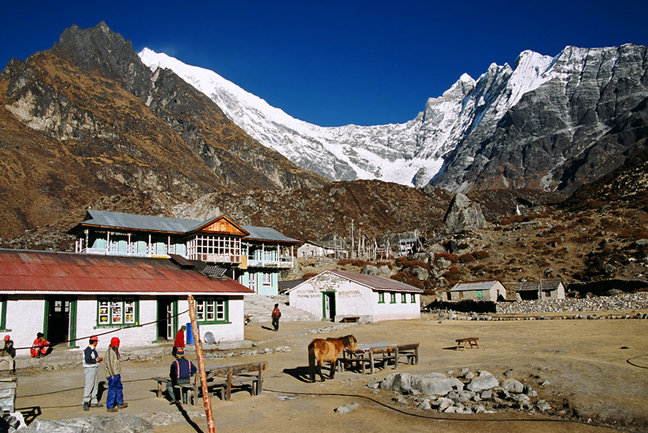 Langtang & the Laurebina La