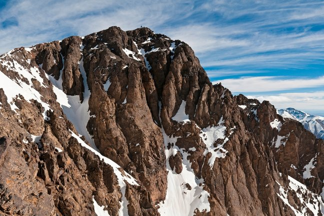 Trekking & Mt Toubkal Ascent