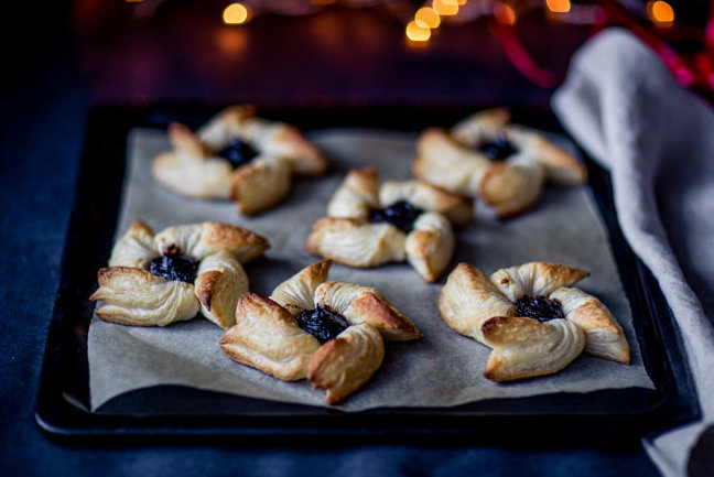 Traditional Finnish pastries, Lapland