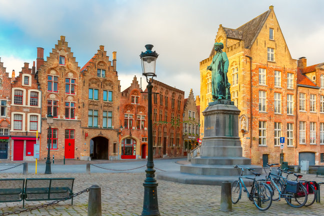 Flemish Cities