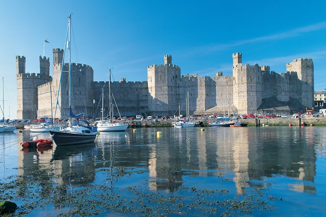 Great Castle of North Wales