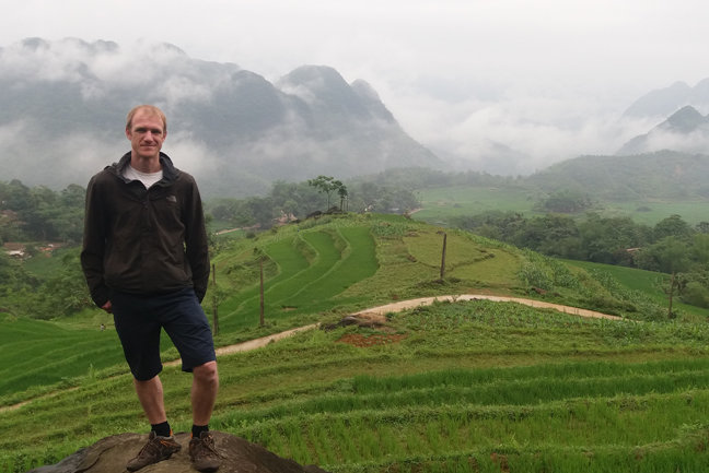 Trekking Northern Vietnam & Laos