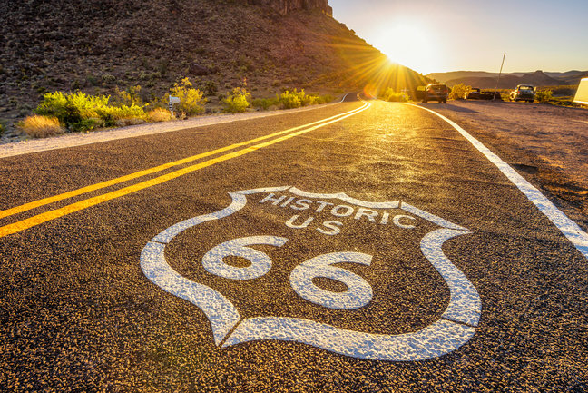 Ultimate Route 66 Road Trip