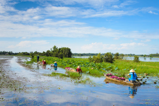 Luxury Honeymoons in Vietnam - Mekong Delta