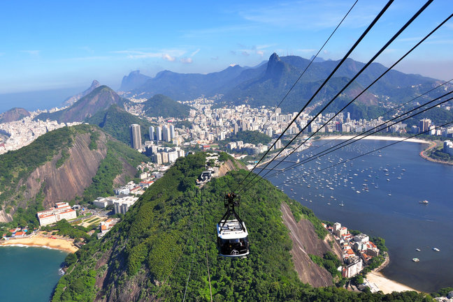 Natural Wonders of Brazil