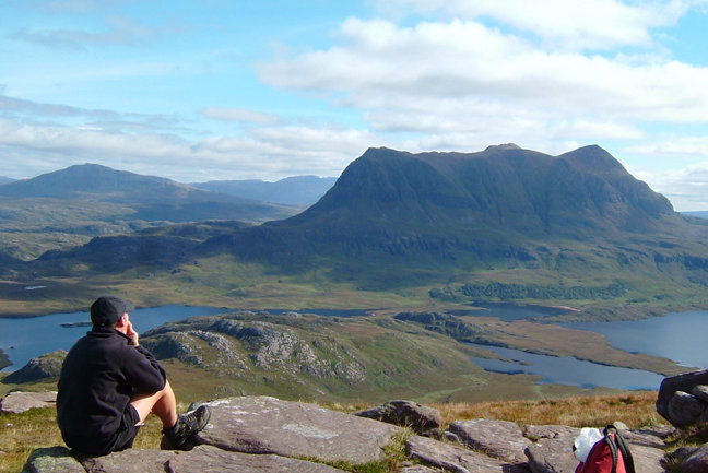 Walking - The Wilds of Assynt
