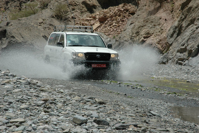 Oman soft adventure tour