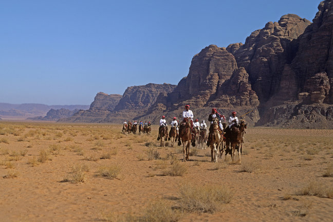8 Day Classic Tour of Jordan