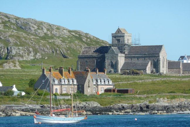 Over the Sea to Iona