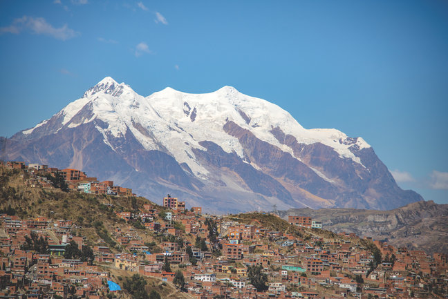 Across the Andes - Ramblers Walking Holidays