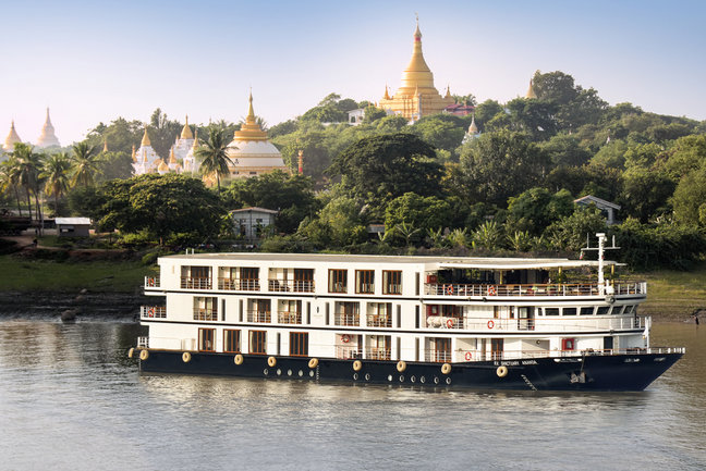 River Cruise: Sanctuary Ananda