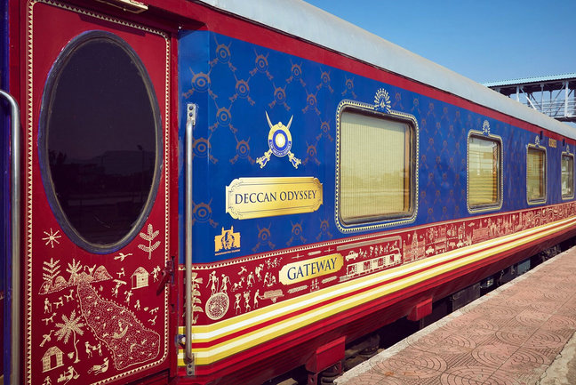 Deccan Odyssey - Luxury Train