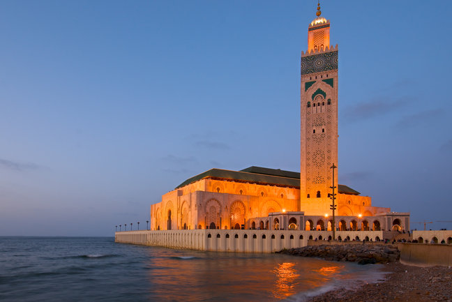 Morocco Encompassed Casa