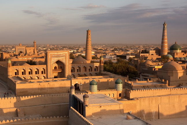 Golden Journey to Samarkand Tour