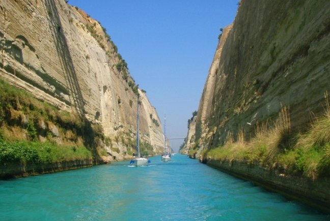 Two Week Corinth Delivery Cruise