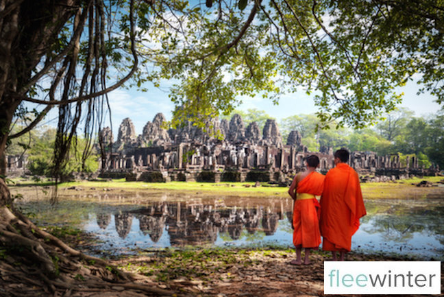 Siem Reap & Vietnam Beach Break