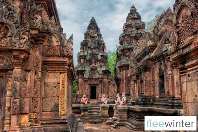 Highlights Vietnam and Cambodia