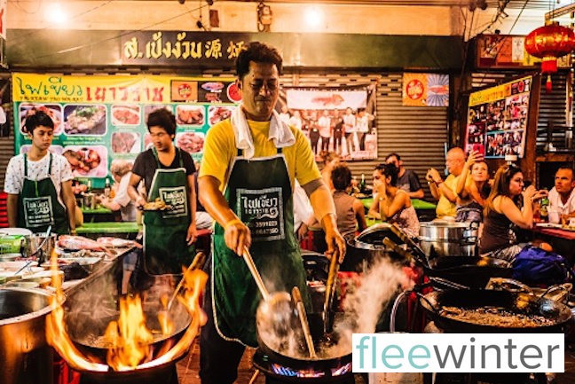 Southeast Asia Food Tour