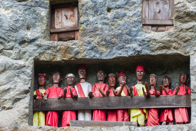 Sulawesi Toraja Highlands Tour