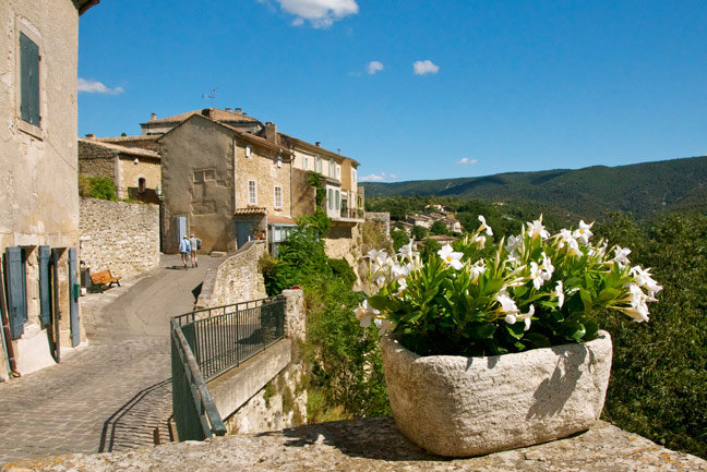 Villages & Valleys of Provence