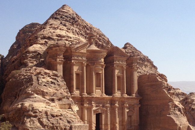 Trek to Ancient Petra