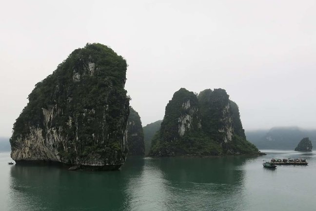 Hoi An to Halong Bay Cycle