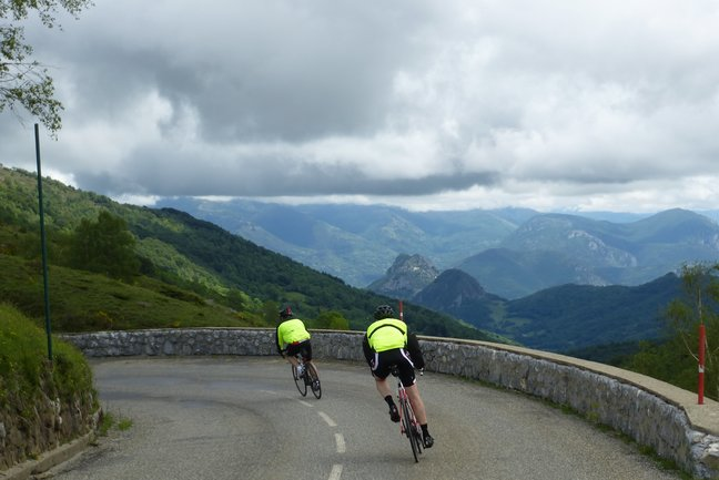 Cols of the Pyrenees Cycle