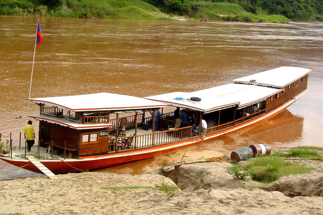The Luang Say Cruise
