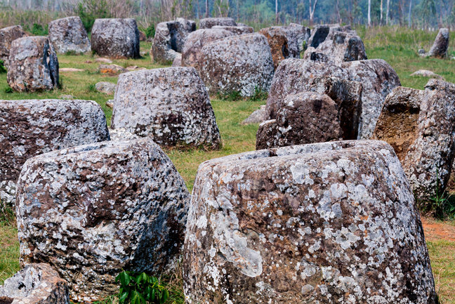 Excursion  to the Plain of Jars