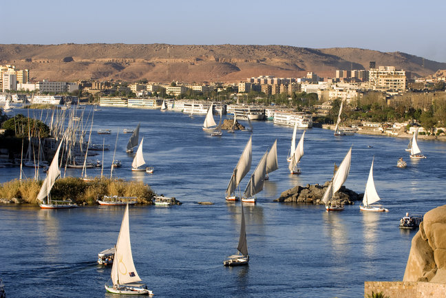 Ultimate Long Nile Cruise