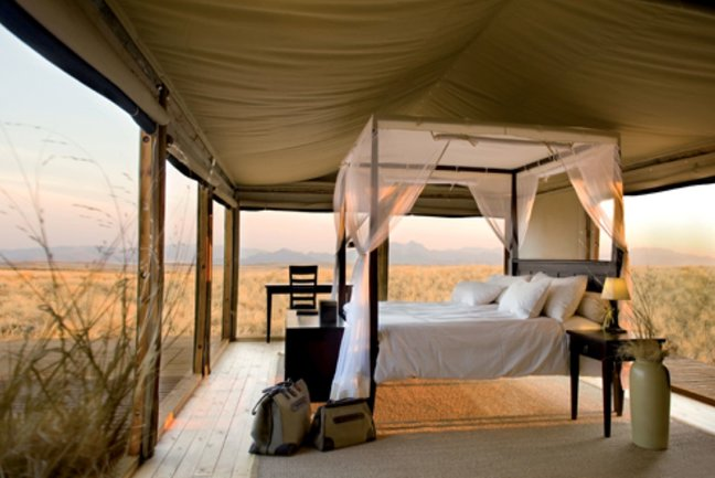 Namibia Luxury Fly-In Safari