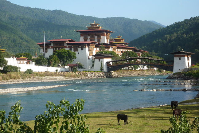 Highlights of Bhutan in Style