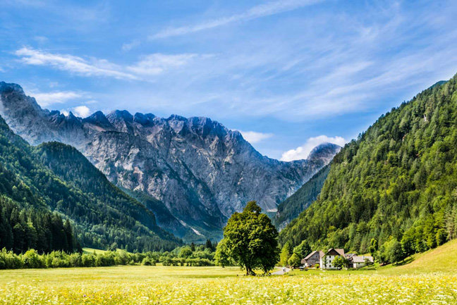 Slovenia's Enchanted Valley