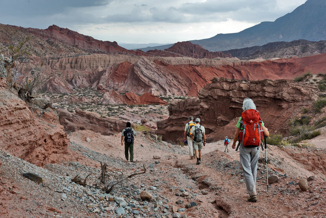 Walking Atacama & Argentina