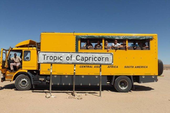 Nairobi to Cape Town 75 Days | Oasis Overland | AITO
