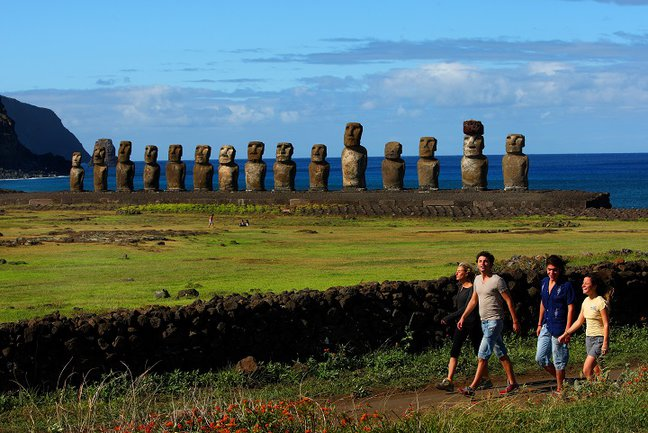 Tour of Chile & Easter Island