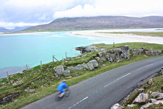 Road Cycling - Outer Hebrides