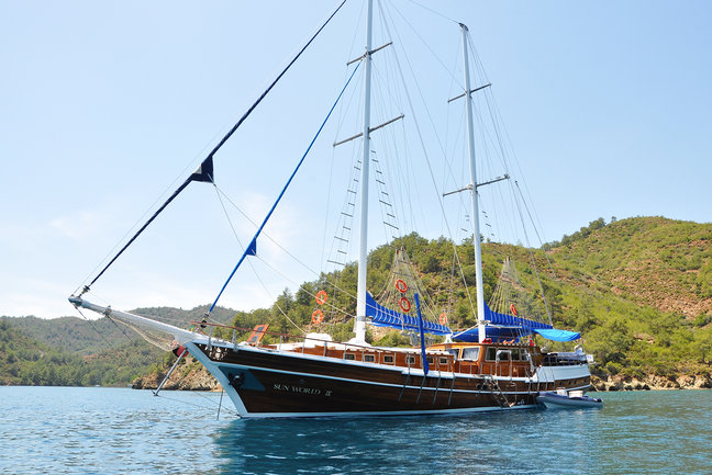 Cruising the South-East Aegean